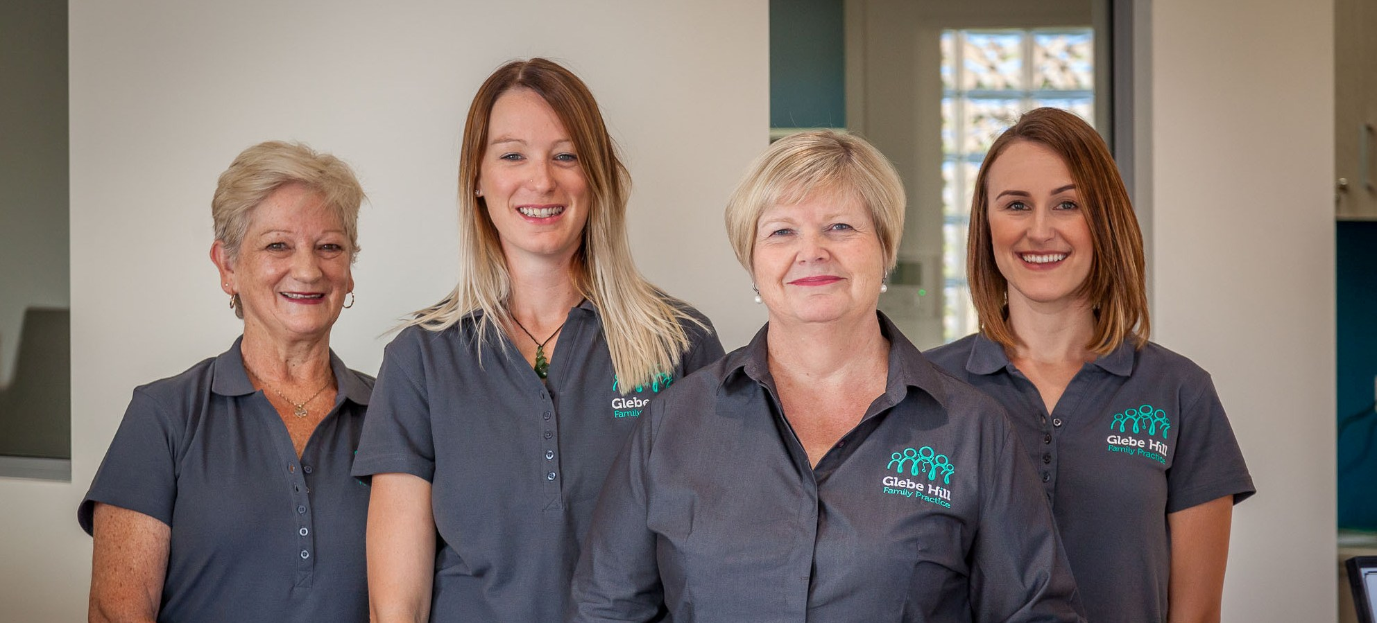 Glebe Hill Family Practice Reception Team