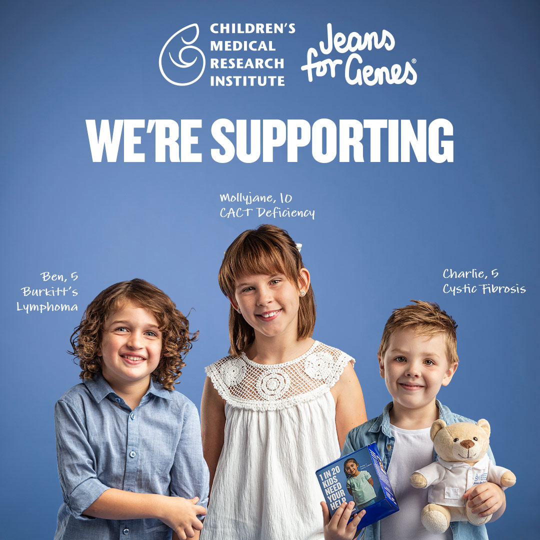 Glebe Hill Family Practice - Jeans for Genes Day 2020
