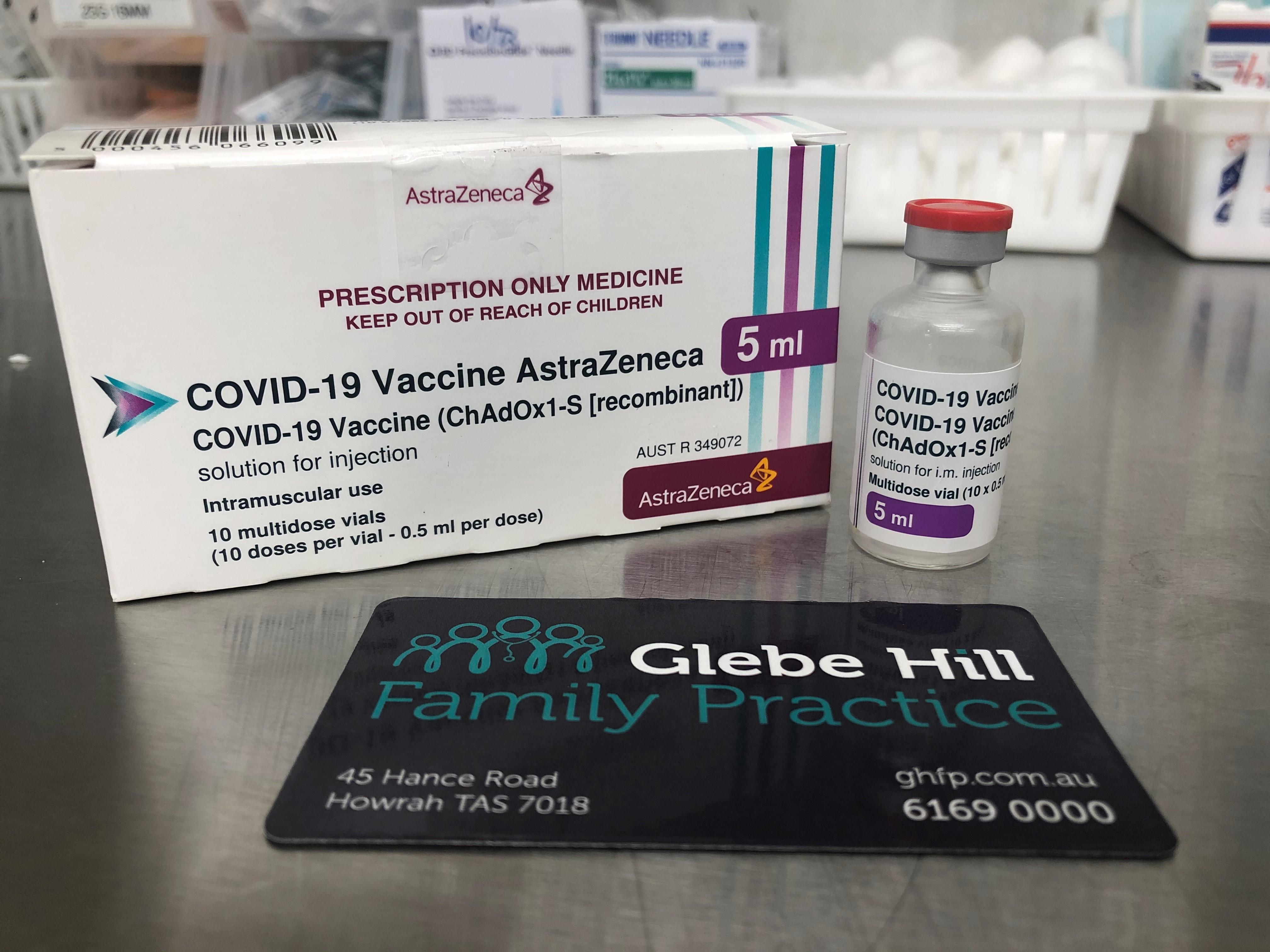 Glebe Hill Family Practice - Covid-19 Vaccine