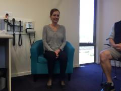 Glebe Hill Family Practice - Exercise video, with Liz Schultz